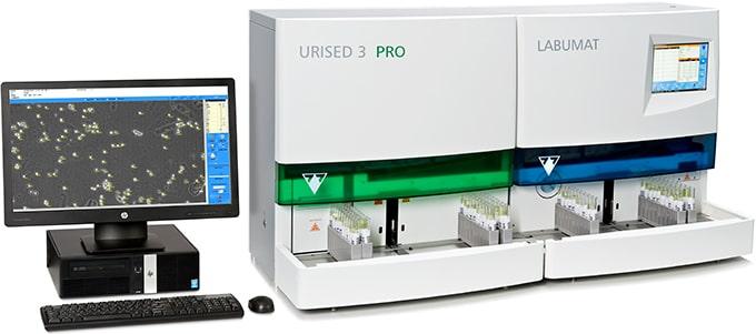 LabUMat 2 & Urised 3 Pro