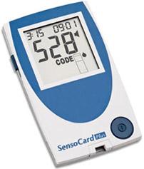 SensoCard Plus